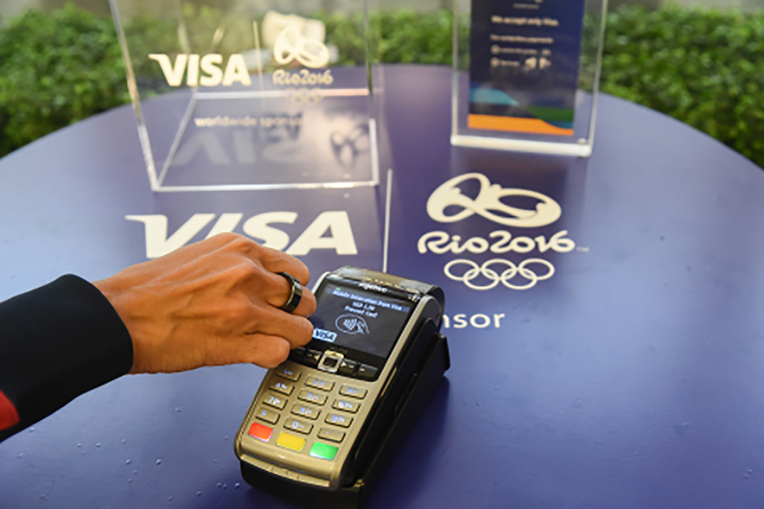 VISA Have Created A Ring That Can Make Purchases