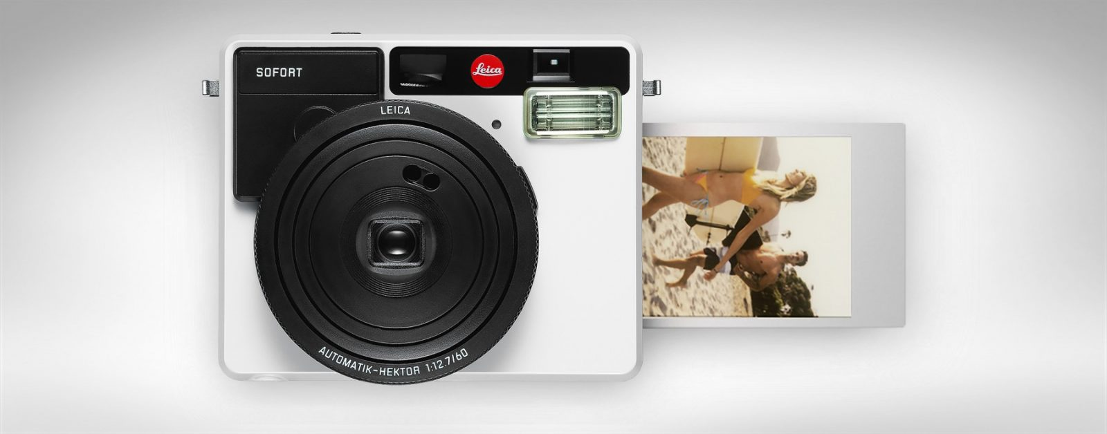 Leica releases a luxury instant camera, Leica Sofort