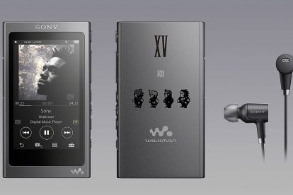 FINAL FANTASY 15 WALKMAN