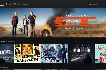 Amazon Prime Video UAE Featured Image