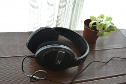 Sennheiser HD 569 - Header