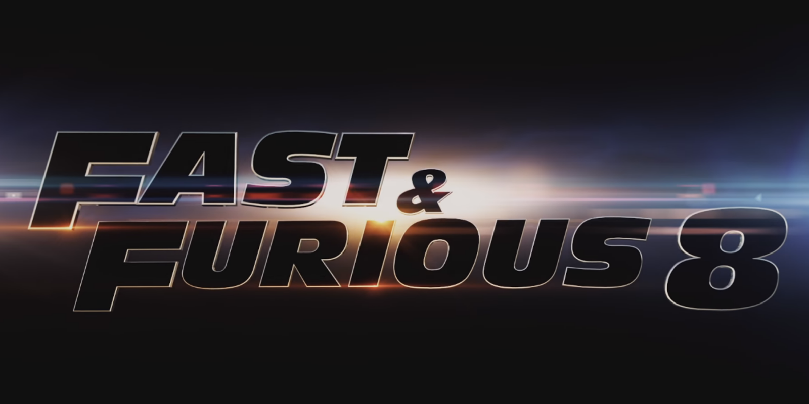 Fast And Furious 8 Trailer