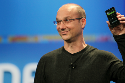 Andy Rubin, CEO of Essential