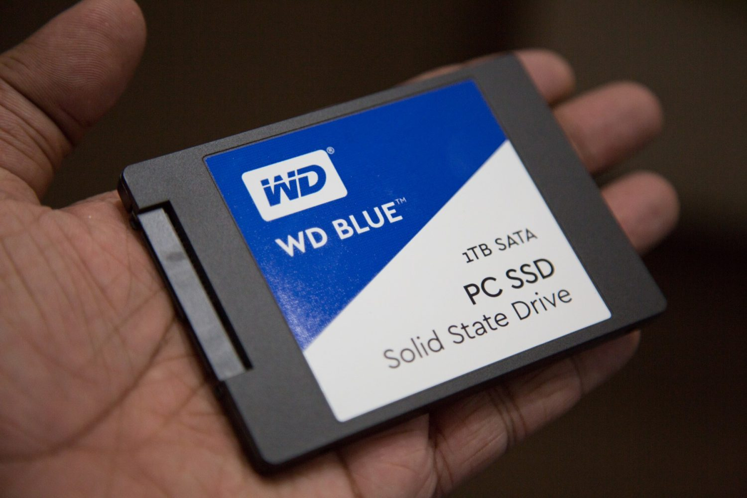 Wd Blue Ssd Review Absolutegeeks Com