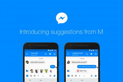 Facebook Messenger M AI Featured Image