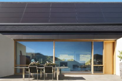 Tesla Panasonic Solar Panels Roof Featured Image