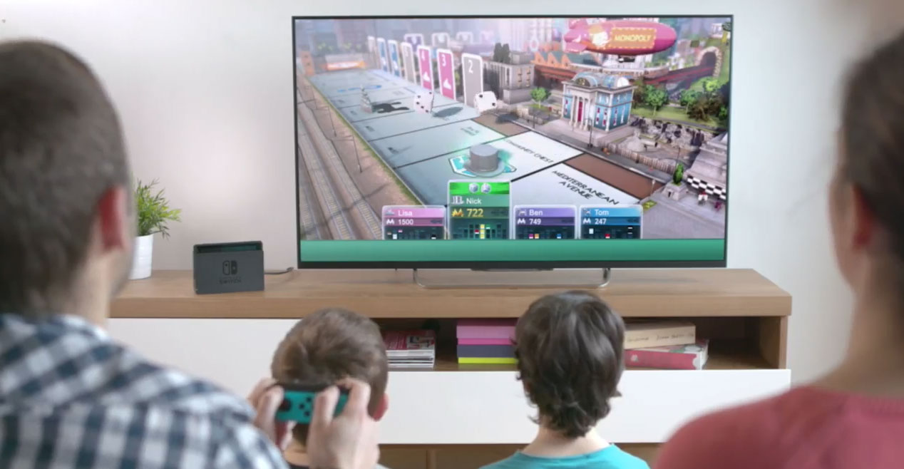 Monopoly Confirmed for Nintendo Switch