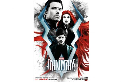 Marvel Inhumans #2