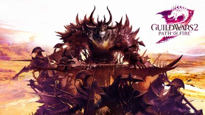 Guild Wars 2 Path of Fire Featured Image