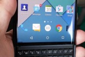 Photos of android-powered BlackBerry Venice leak