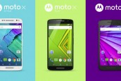 Meet the new Moto X Style, Moto X Play and Moto G 3rd Gen.