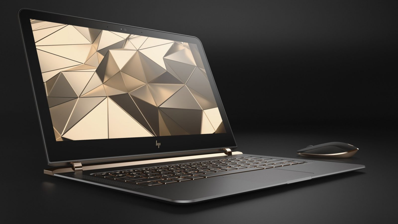 HP Spectre, the world's thinnest laptop officially launched