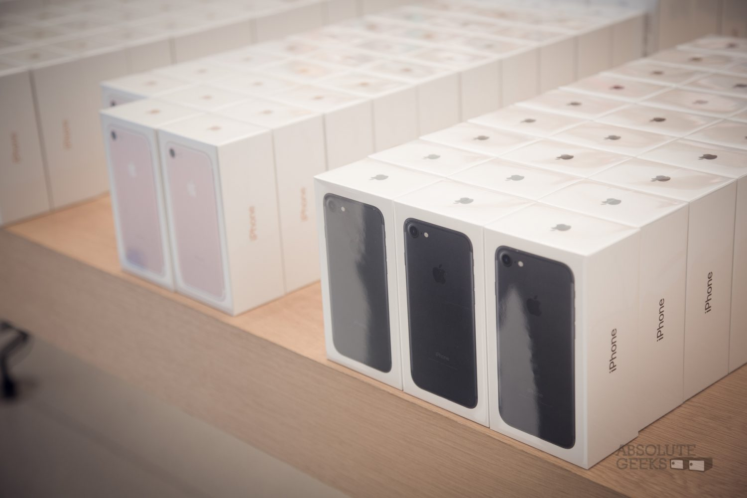 In Pictures: iPhone 7 Launch in Dubai