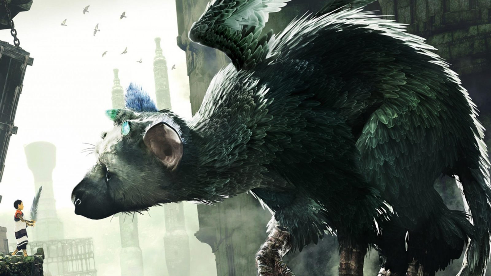 The Last Guardian Review A Tale About A Boy His Big Flying Cat
