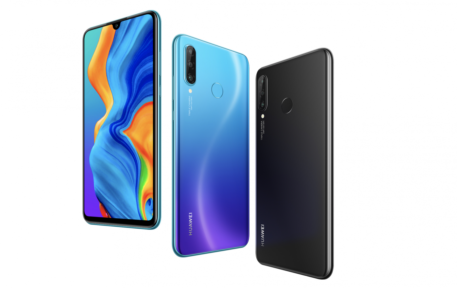 Huawei brings its super camera phones Huawei P30 series to the
